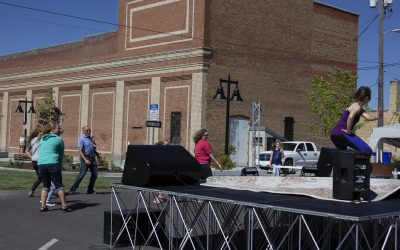 Rexburg on the Green brings community together