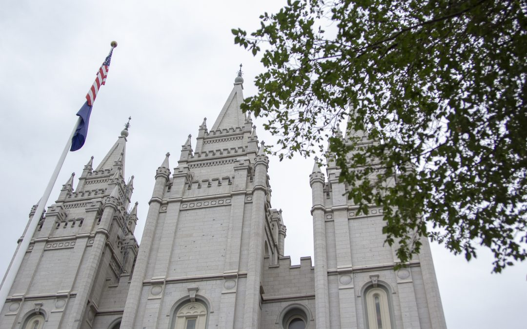The Church of Jesus Christ of Latter-day Saints releases statement about dropping the term Mormon