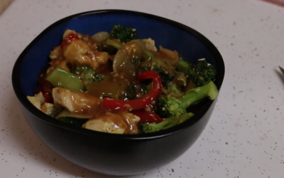 WATCH: Two meals for the college budget