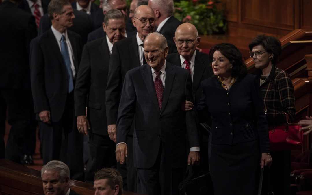What you missed during the Sunday afternoon session of general conference