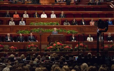 Women's Session Recap: President Nelson offers challenges to women of the church