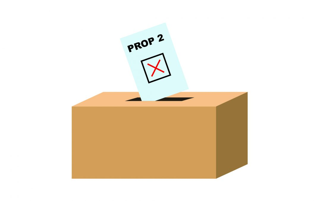 Yes or no: proposition 2