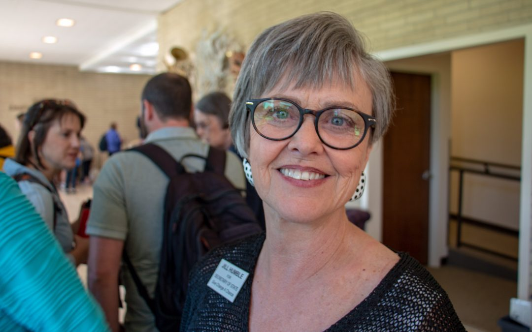 A conversation with Secretary of State candidate Jill Humble