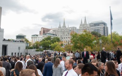 GENERAL CONFERENCE April 2019: Church Statistical Report by the numbers