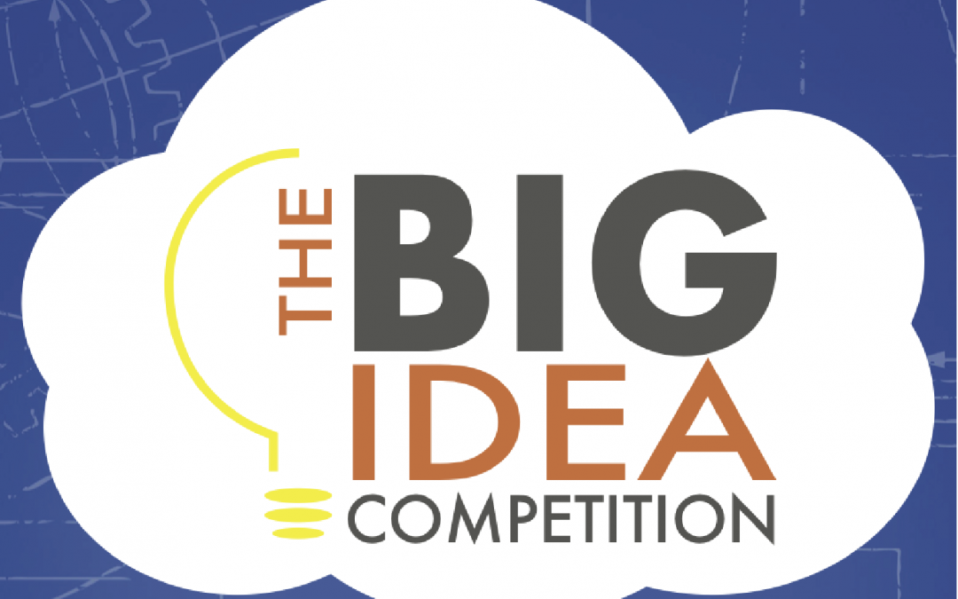 Win hundreds of dollars at The Big Idea Competition