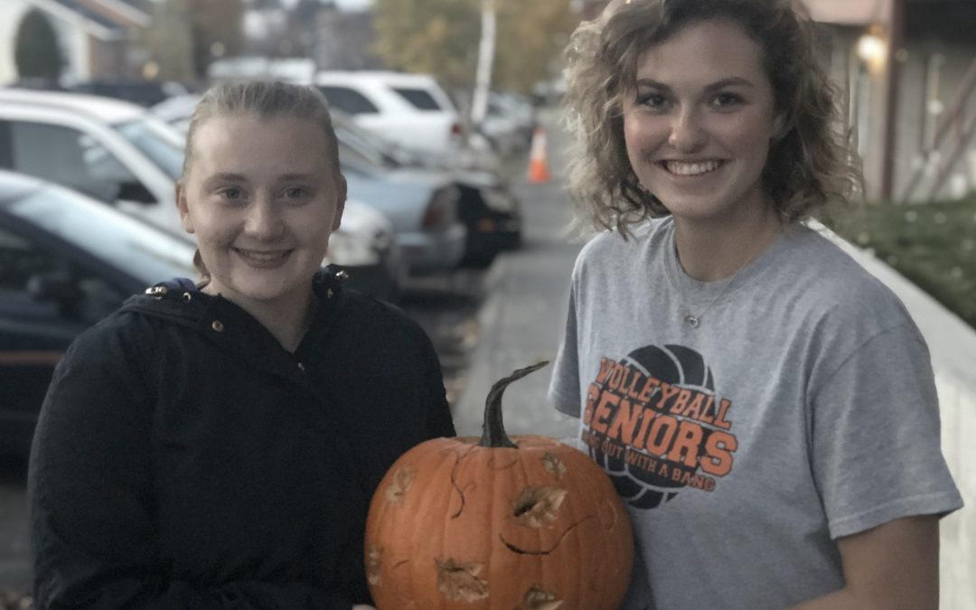 The pumpkins of Rexburg