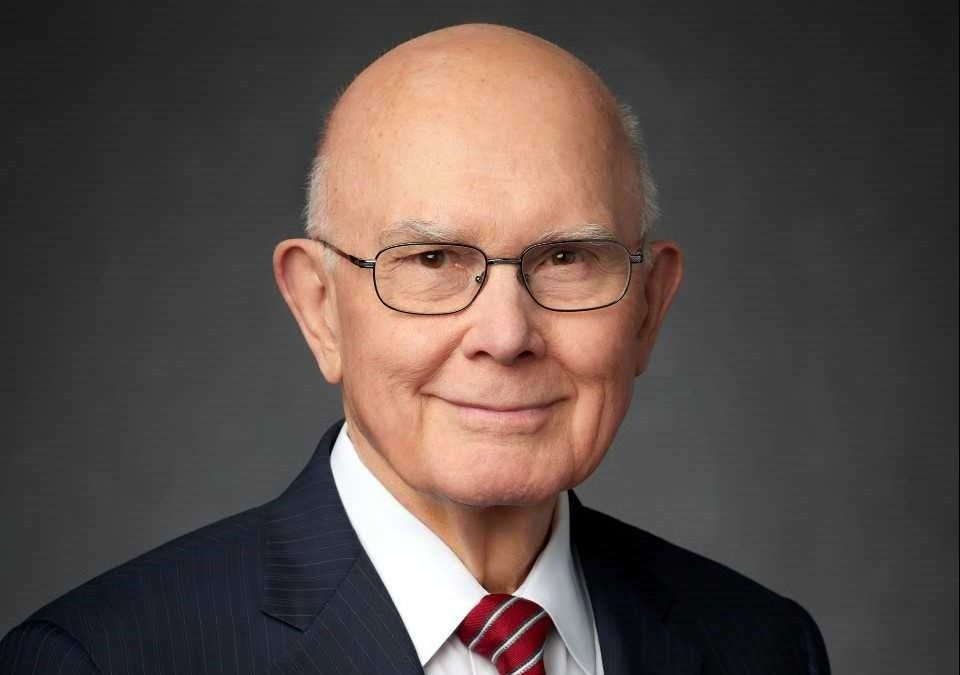 President Oaks to address BYU-Idaho students