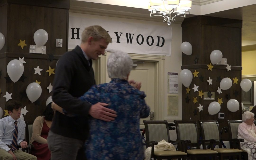 WATCH: Seniors go back to prom