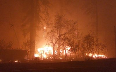 Fire crisis in California affects BYU-I students