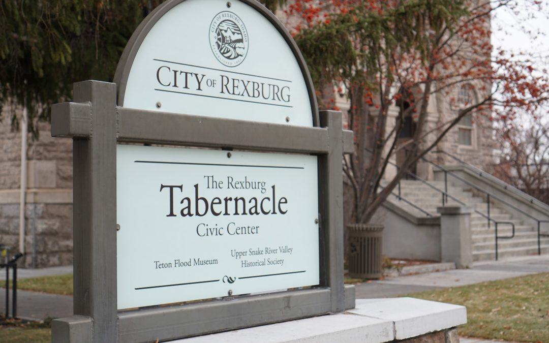 The Rexburg Tabernacle – A historic icon