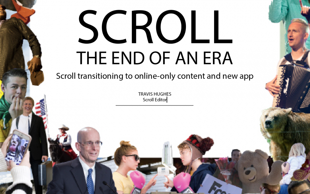 Scroll's Final Weekly Newspapers