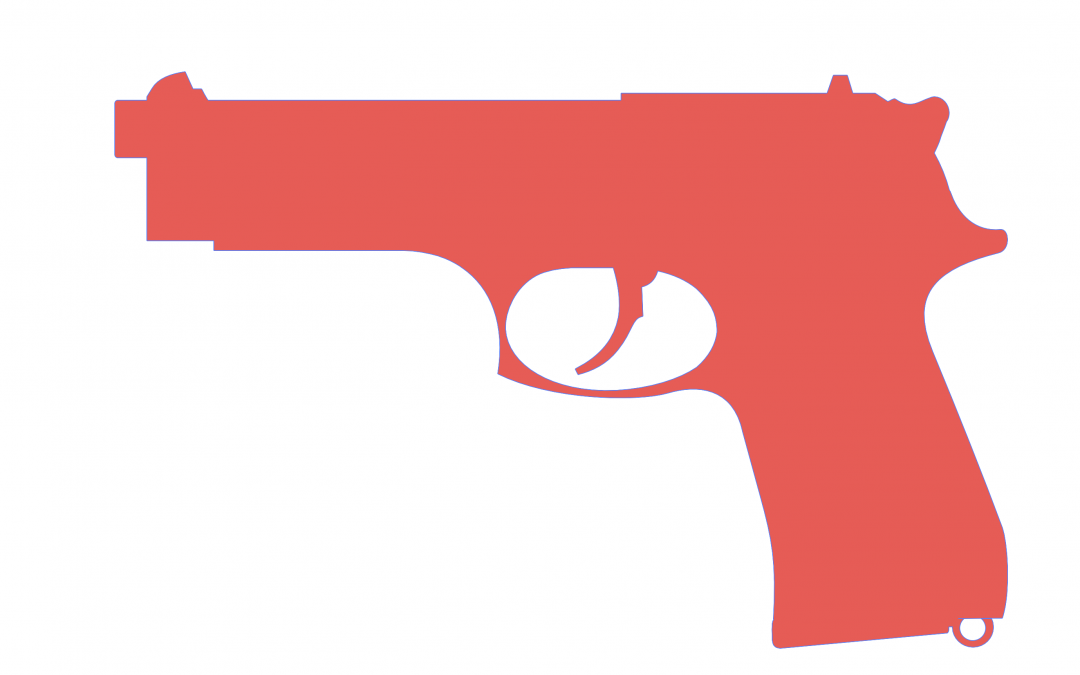 Dissension: Guns don't pull their own triggers, people do