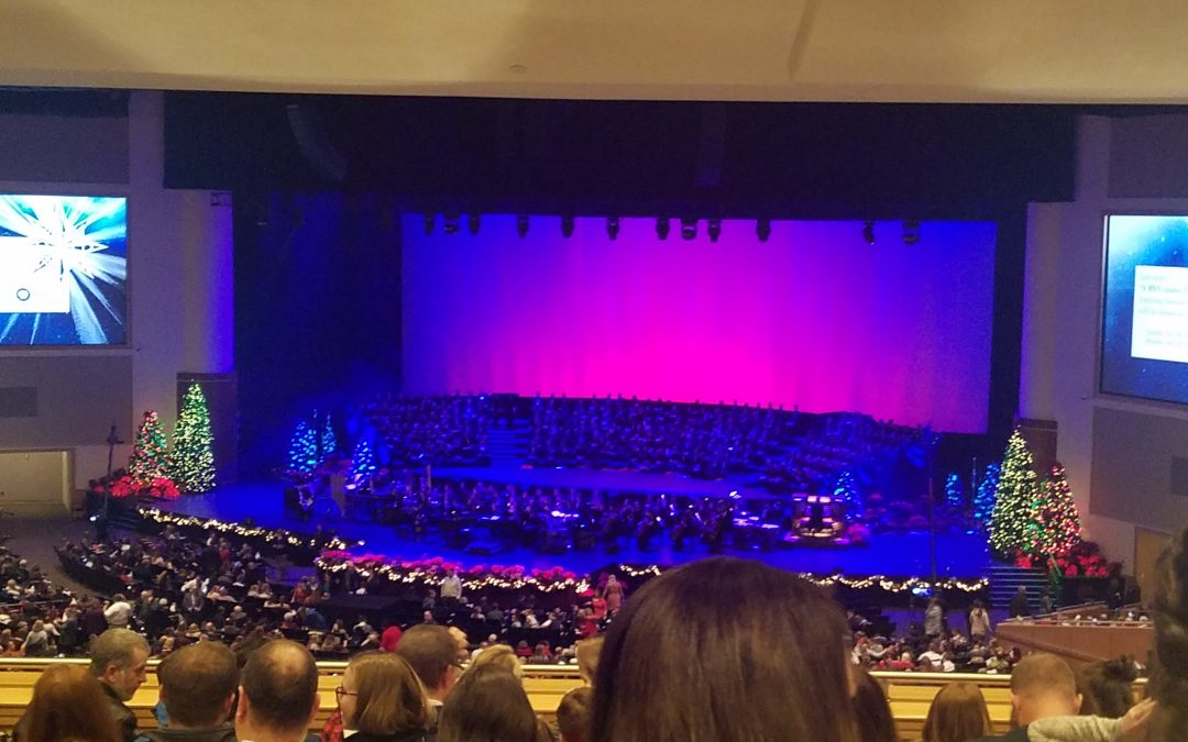 BYU-Idaho Christmas with Brian Stokes Mitchell