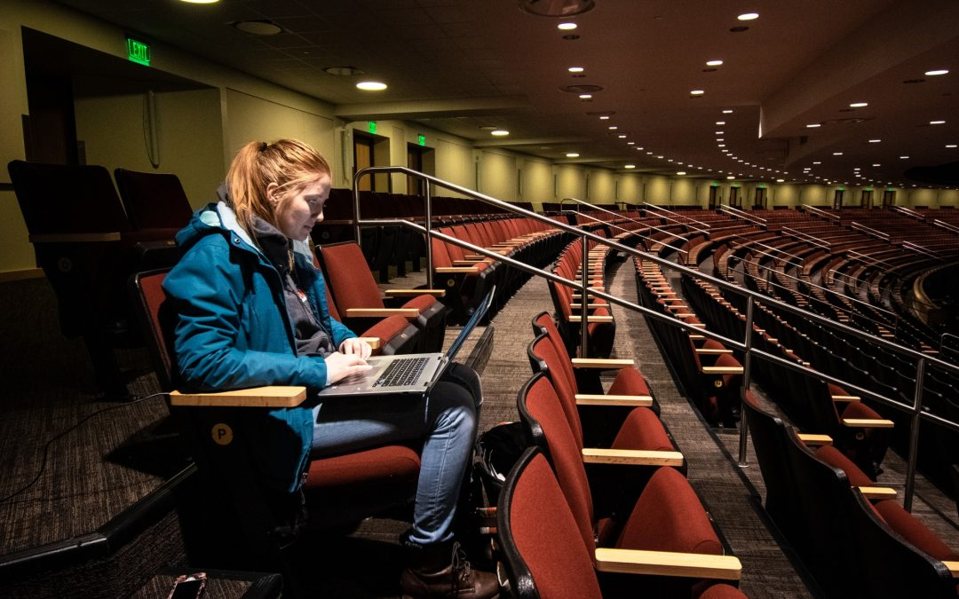 The most popular places to study on campus