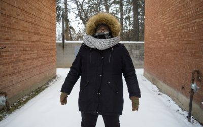 Eight tips to stay warm this winter