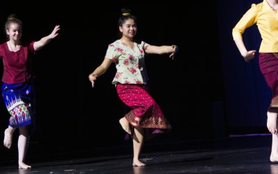 BYU-Idaho's Culture Diversity lights up the stage