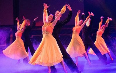 BYU Ballroom to dance on Center Stage