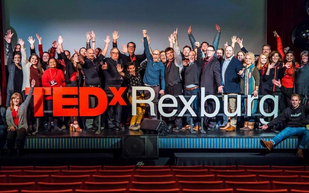 TedxRexburg carries messages of inspiration and villainy