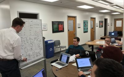 Knowledge given and received: BYU-Idaho Tutoring Center