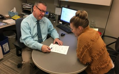 Learning to interview with Career Services