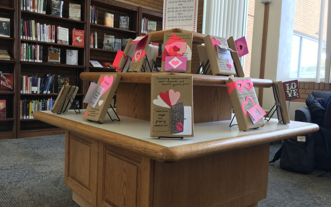 Library offers blind dates with books for lonely readers