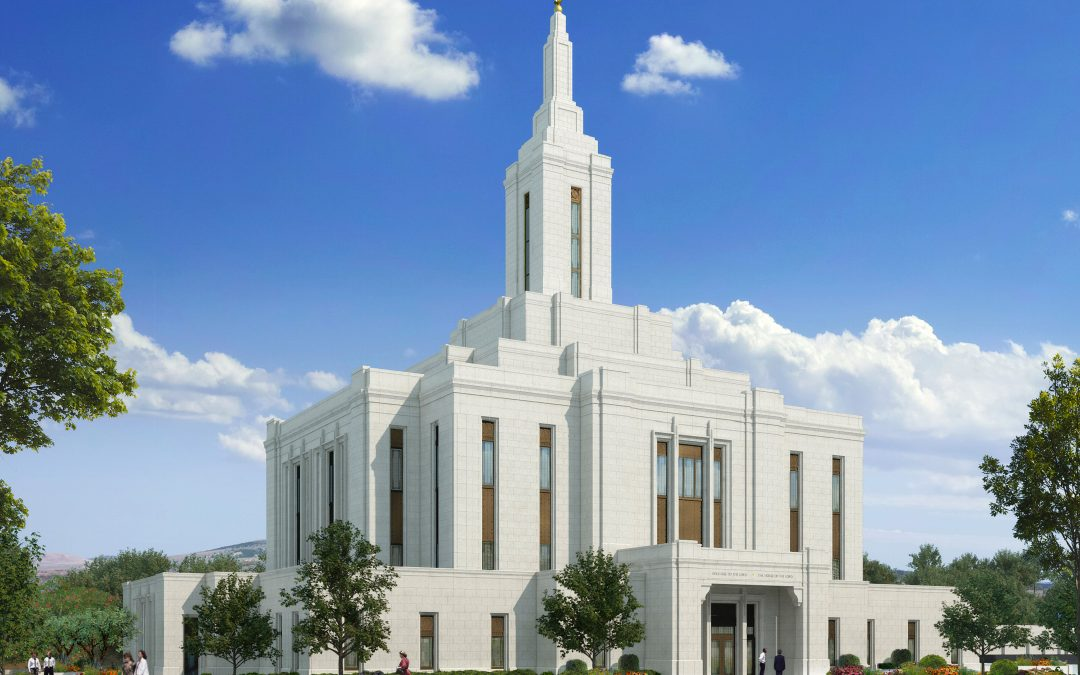 Church announces Pocatello Temple groundbreaking date