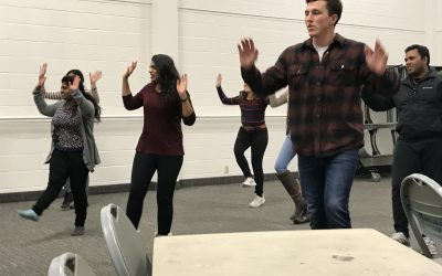 Just (culturally) dance, it'll be okay
