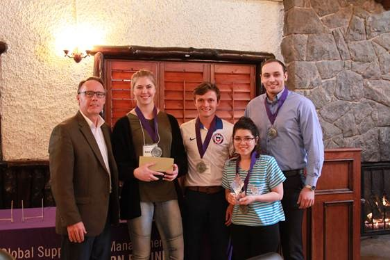 BYU-Idaho takes second at Supply Chain Skills Competition