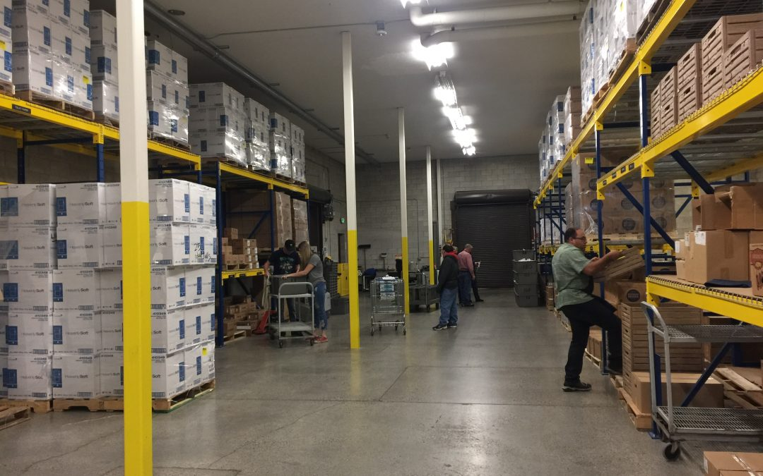 Church volunteers see increasing orders of food assistance from Rexburg
