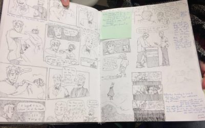 Bring your comics to life at the Spori