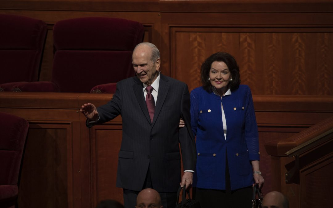 GENERAL CONFERENCE April 2019: Saturday Afternoon speakers discuss the sacrament and how to find meaning in our lives