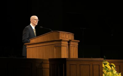 """DEVOTIONAL: BYU-Idaho students can still learn from the 2001 message """"A Steady, Upward Course"""""""