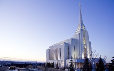 BREAKING NEWS: President Nelson announces eight new temples