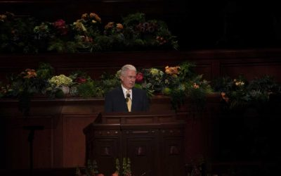 GENERAL CONFERENCE APRIL 2019: Elder Uchtdorf's five tips to be a member missionary