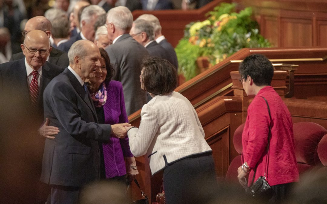 GENERAL CONFERENCE April 2019: Making Christ the center of our lives