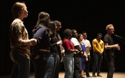 PHOTO GALLERY: Poets slam on the stage