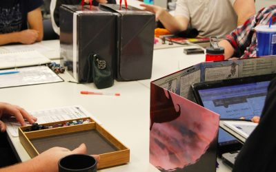 Alone on a Wednesday? Make your night magical by playing Dungeons and Dragons