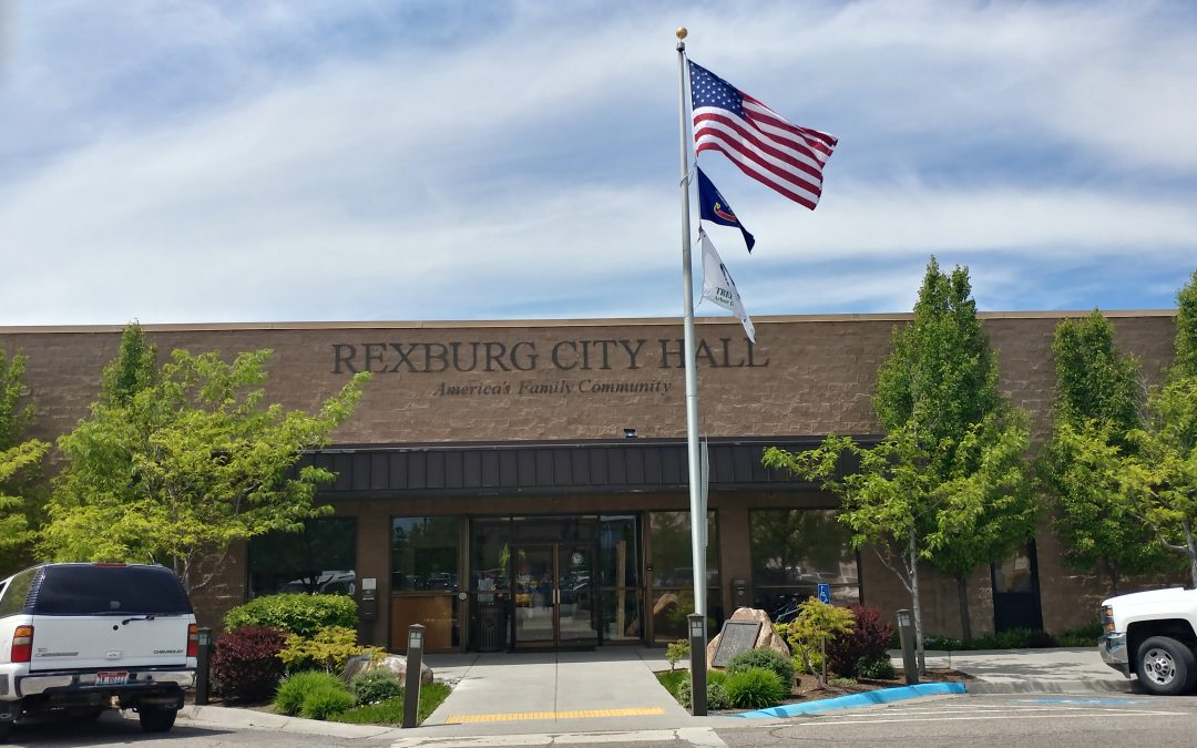 The city of Rexburg approves payment for well houses