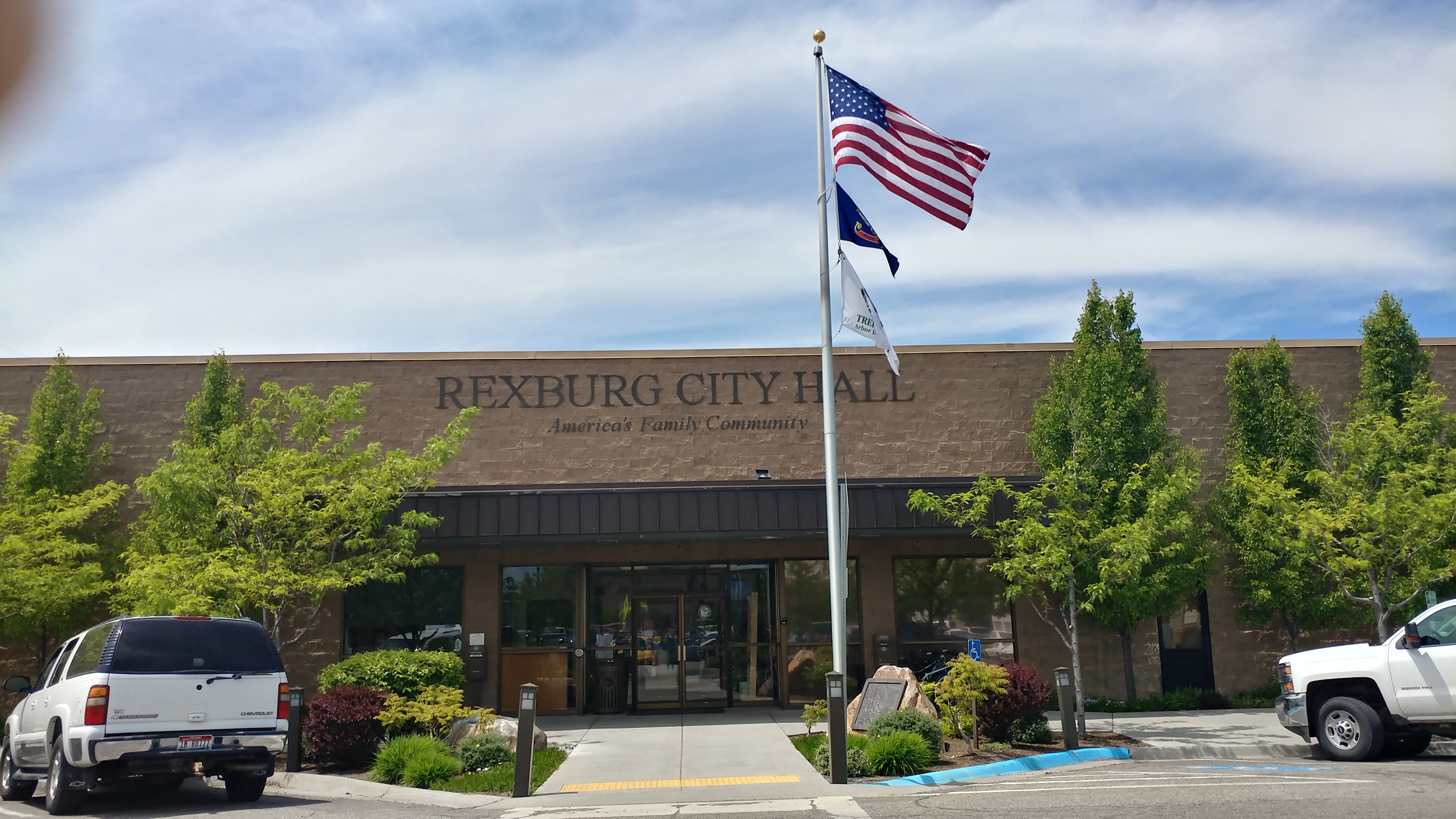 543876295 The city of Rexburg approves payment for well houses