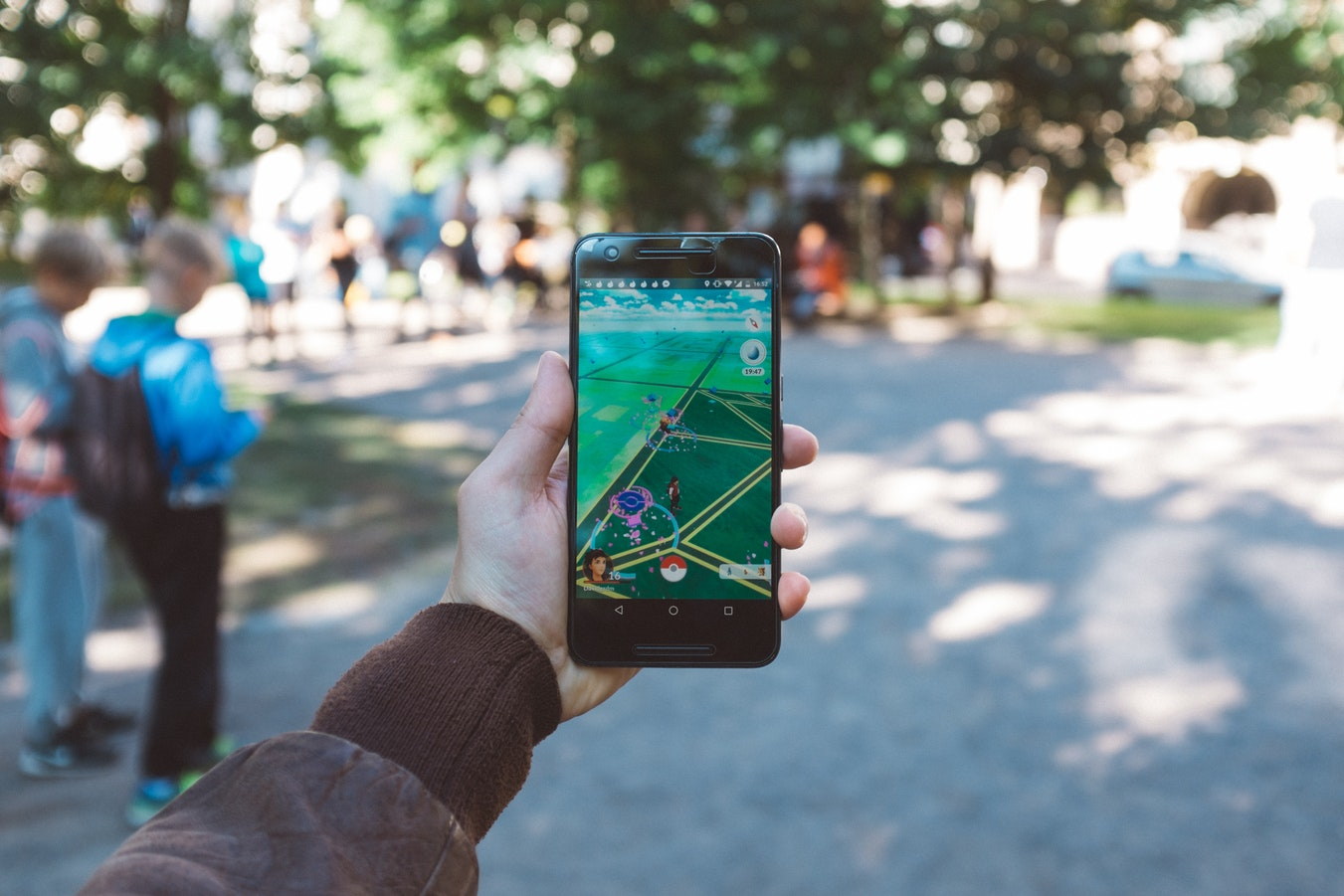 Study performed using Stanford students shows the effects of augmented reality - BYU-I Scroll