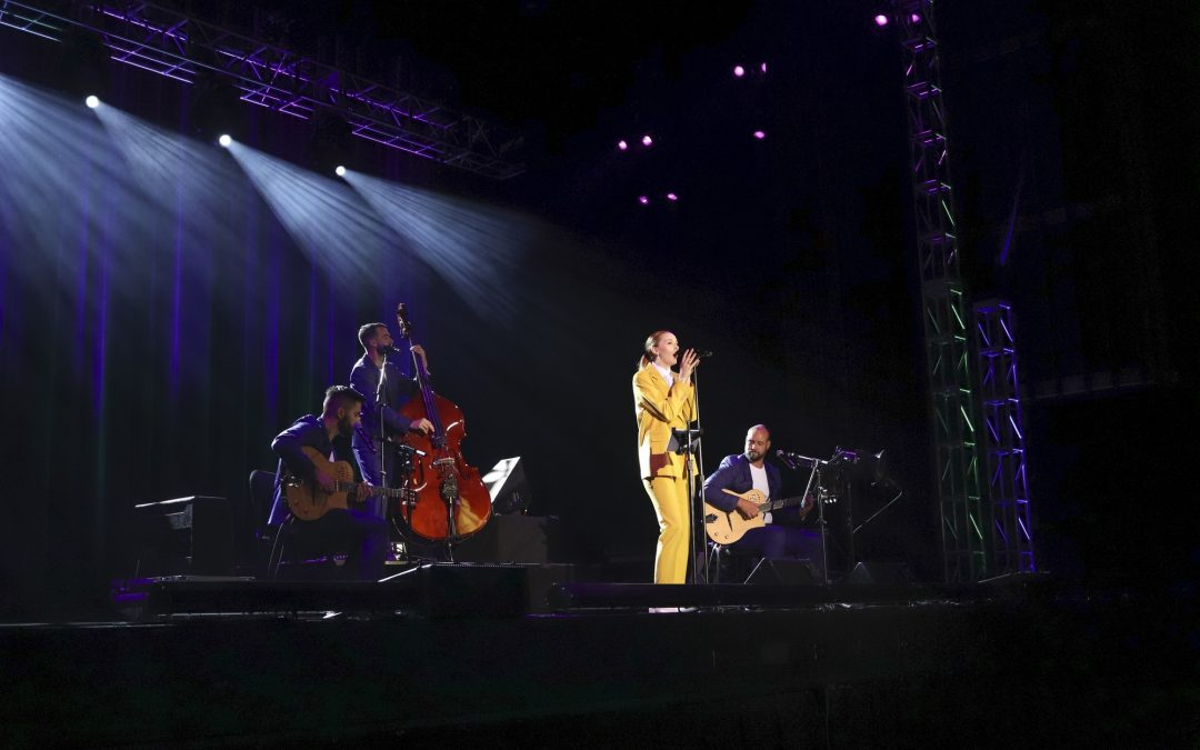 The Lost Fingers bring 'gypsy-jazz' to Rexburg