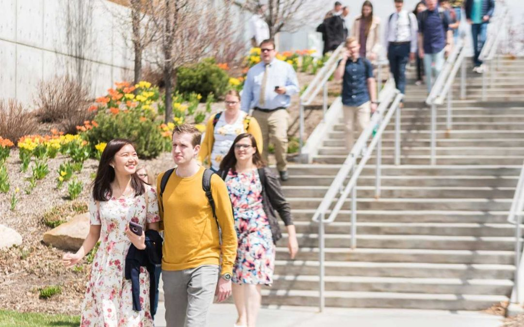 Spring enrollment numbers continue to show growth