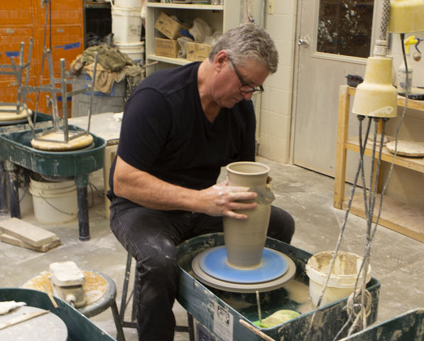 Learning to fail through pottery