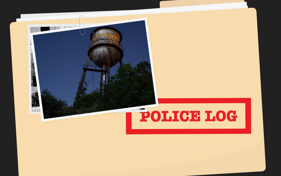 POLICE LOG: From shirtless kids to butter knife threats