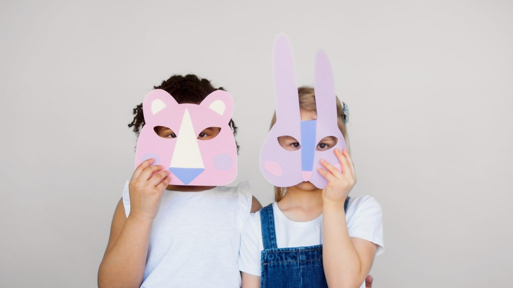 When we take off our mask by being vulnerable, we invite those around us to do the same.